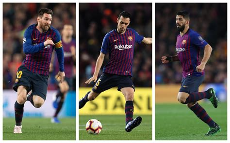 Barcelona team news: The expected 4-3-3 line-up vs Liverpool