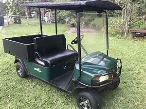2009 Gas Workhorse Ezgo Mpt 1200 Golf Cart For Sale In