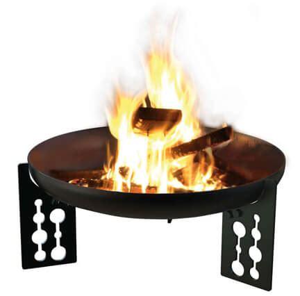 Feuerschale Mobiles Lagerfeuer Fuer Die Terrasse by Feuerschalen F 252 R Den Garten Finden Bei Herrenseite De