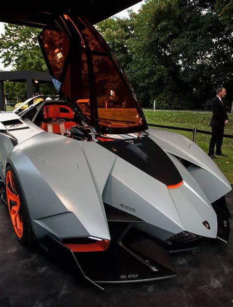 lamborghini egoista cars  concept cars pinterest
