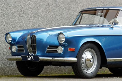 Bmw 503 Coupe, 1958 Restoration  Classicargarage  Fr