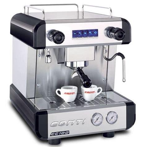 machine de cuisine professionnel machine à café professionnelle traditionnelle conti cc100