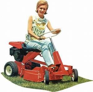 Wonder Boy 400 Lawn Mower Rotary Ops N Parts Manual