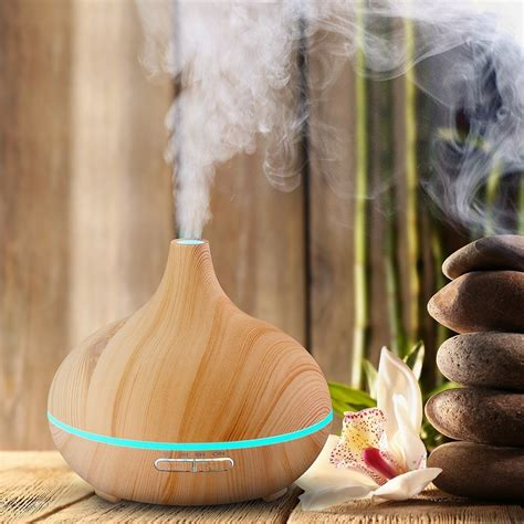 ceramic ultrasonic essential diffuser archeer 300ml essential diffuser review