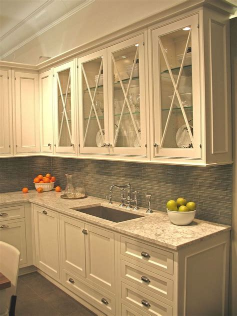 7 best glass cabinet doors images on Pinterest   Cabinets