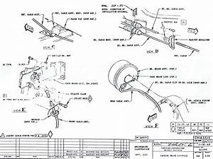 Parking Brake Cable Routing