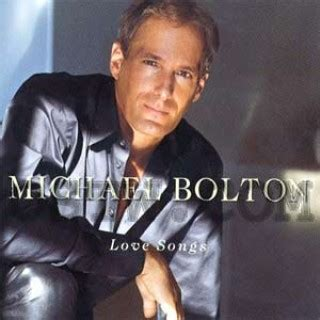 love songs michael bolton discografia vagalume
