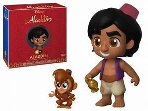 Funko 5 Star Aladdin | Abu & Aladdin Toy Figures