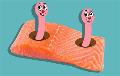 Salmon Might Have Tapeworms | Women's Health