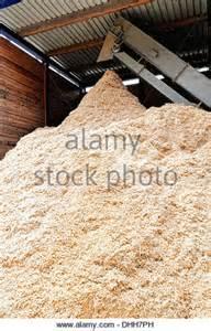 Wood Chip Silo