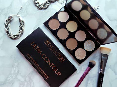 Makeup Revolution Ultra Contour palette  review Mummy's