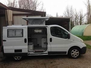 Fourgon Aménagé Occasion : petit fourgon amenage camping car occasion site de voiture ~ Maxctalentgroup.com Avis de Voitures