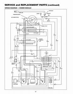 Service And Replacement Parts  Continued   Wiring Diagram