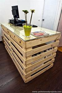 Shipping Pallets Recycled Into Furniture | Pallet Wood ...