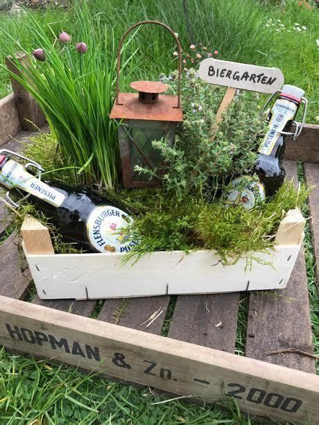 geschenke für gartenfreunde quot manine makes quot ein biergarten als geldgeschenk mamablogger die gruppe