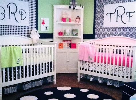 Twin's Nursery. Boy's Nursery. Girl's Nursery