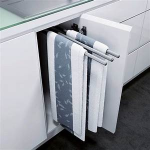 Handtuchhalter Küche Ausziehbar : handtuchhalter aluminium ausziehbar ~ Markanthonyermac.com Haus und Dekorationen