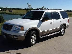Purchase Used 2003 Ford Expedition Eddie Bauer 4x4 2nd Owner Like Suburban  Tahoe Or Navigator