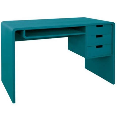 bureau plus ca décoration bureau bleu déco sphair