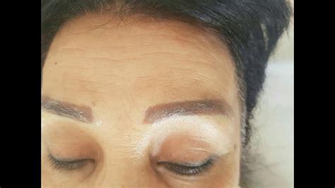 Maquillage Permanent Yeux Raté