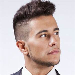 Cool Hairstyles For Teenage Guys You Might Try Latest