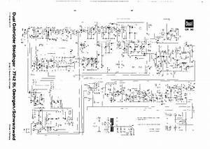 Dual Cr50 Schematics Service Manual Download  Schematics  Eeprom  Repair Info For Electronics