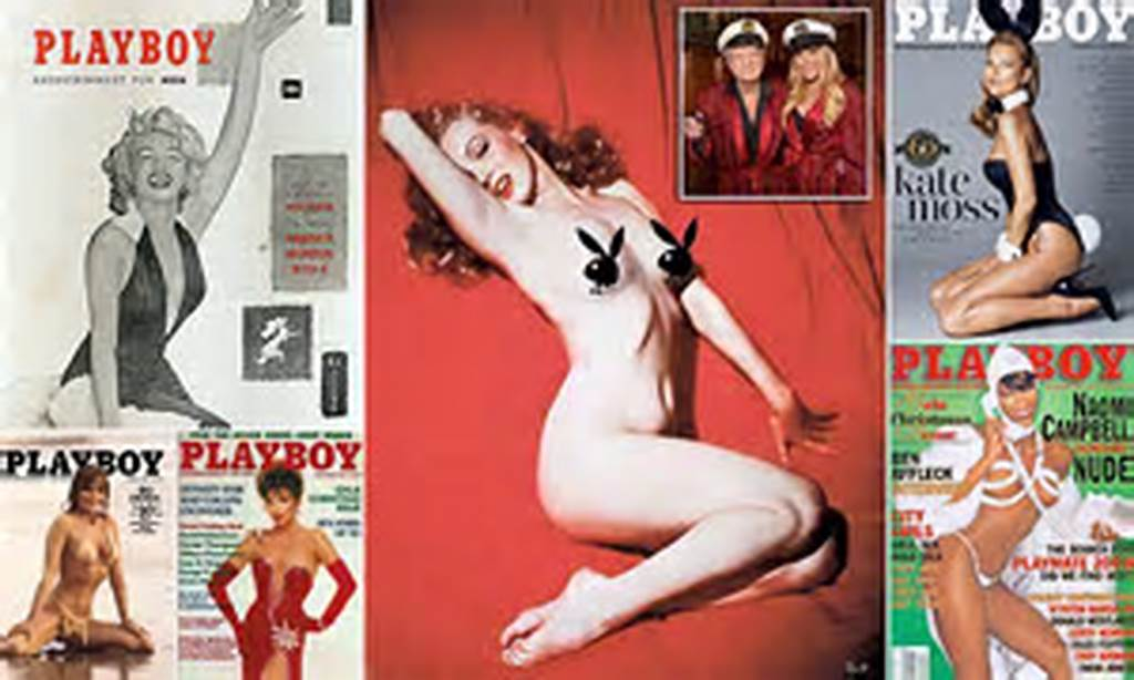 #Playboy #Is #Banning #Nudity #Sixty #Years #On #As #A #Victim #Of