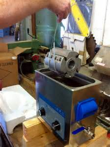 cleaning woodworking tools   ultrasonic cleaner
