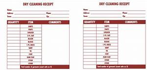 construction receipt template free printable cleaning service invoice templates 10