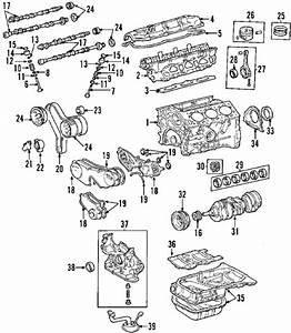 2007 Toyota Highlander Engine Diagram