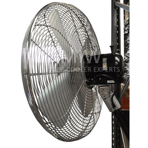 industrial wall mount fans kwp 2460 110v wall mounted oscillating industrial fan test