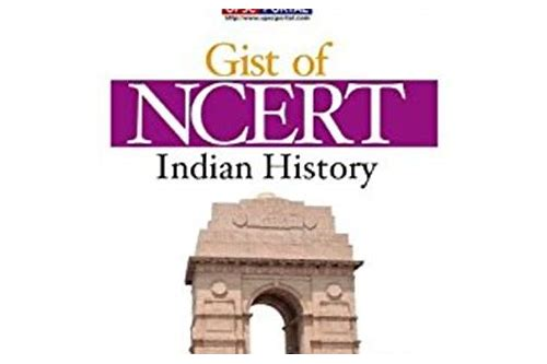 gist of ncert history pdf free download