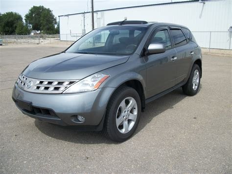 2005 Nissan Murano Reviews by 2005 Nissan Murano Exterior Pictures Cargurus
