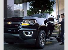 """2015 Chevy Colorado Is """"Back in Black"""" for New Car"""