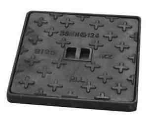 Couvercle De Regard En Fonte : tampon hydraulique b125 pil ~ Nature-et-papiers.com Idées de Décoration