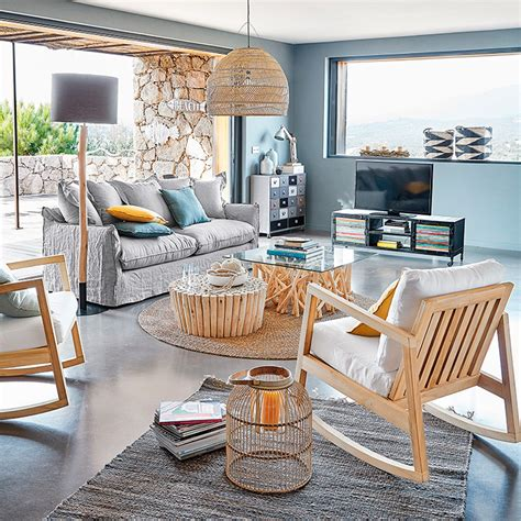 chaise africaine furniture home accessories seaside maisons du monde