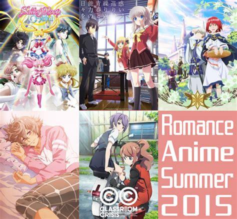 action anime in 2015 romance anime summer 2015 shoujo rom com school life