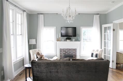 Drapes For Large Windows - diy affordable window treatments for large windows