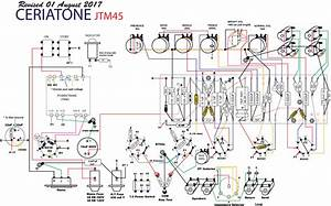 Wiring Diagram Power Transformer And Output Transformer