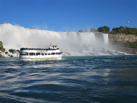 Best Boat Ride In Niagara Falls by 3 Day Niagara Falls Boston Deluxe Tour From New York New