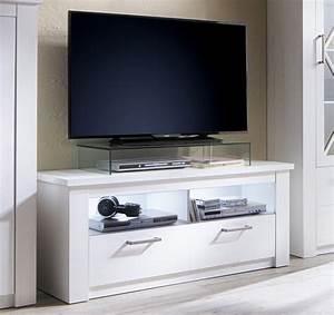Tv Lowboard Landhausstil : tv lowboard georgia pinie struktur wei dekor 139x58 cm ~ Michelbontemps.com Haus und Dekorationen