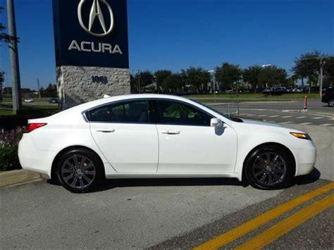 2014 Acura Tl 35 Special Edition
