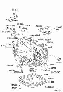 2000 Camry Automatic Transmission Diagrams  2000  Free