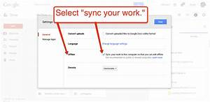 practical ed tech tip of the week how to use google docs With google docs sync documents