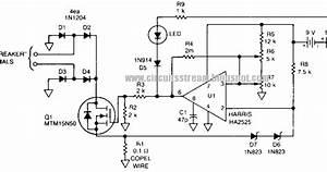 Build A Fast Breaker Circuit Diagram