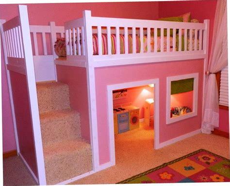 bunkbedsforgirlscheap loft beds  girls bunk beds