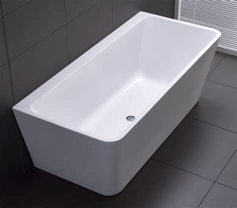 bath tub  standing   wall rectangle square cube