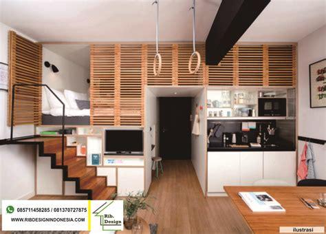 membuat kamar mezzanine rib design