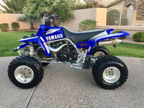 Yamaha Banshee 350 by Low Hour Yamaha Banshee 350 2 Stroke Mint Blue Low