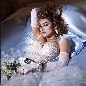 ELECTRONIC 80s - by Michael Bailey: MADONNA - LIVE 1985 ...